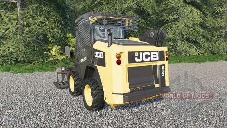 JCB 260 для Farming Simulator 2017