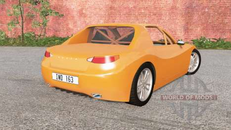 Raven R20 new front fascia v1.02 для BeamNG Drive