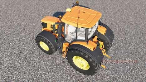 John Deere 6R-series для Farming Simulator 2017