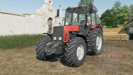 МТЗ-892.2 Беларус для Farming Simulator 2017
