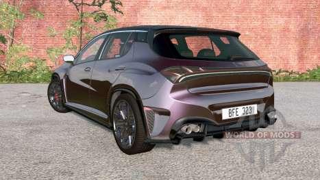 Cherrier FCV Metallic Paint для BeamNG Drive