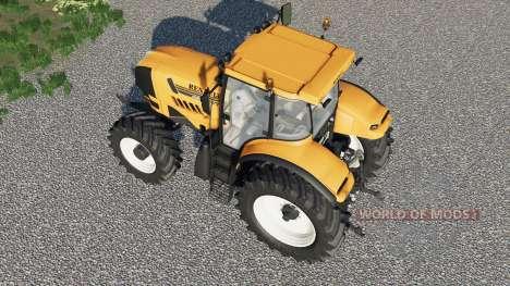 Renault Atles 900 RZ для Farming Simulator 2017