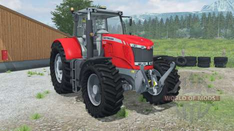 Massey Ferguson 7626 для Farming Simulator 2013