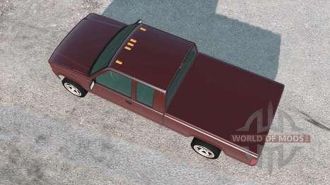 Gavril D-Series Cummins v2.1 для BeamNG Drive