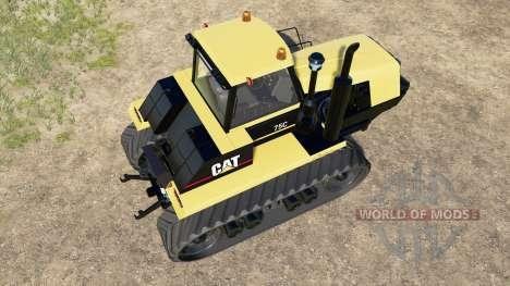 Caterpillar Challenger 75C для Farming Simulator 2017
