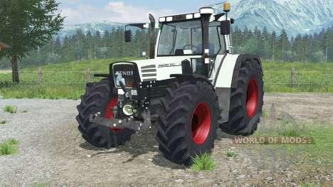 Fendt Favorit 515C Turbomatik для Farming Simulator 2013