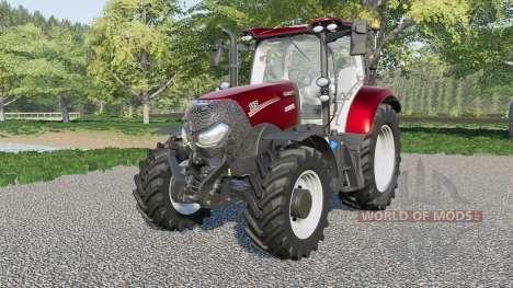 Case IH Maxxum 100 для Farming Simulator 2017