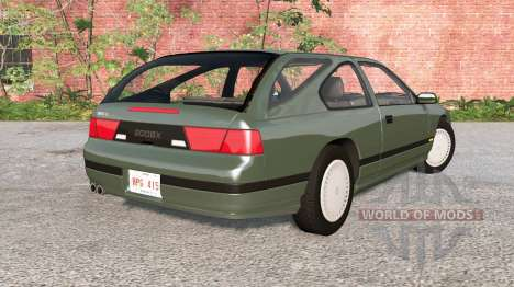 Ibishu 200BX Wagon v2.02 для BeamNG Drive