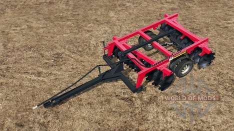 Santa Izabel GASI 340 для Farming Simulator 2017