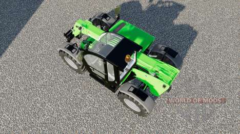 Deutz-Fahr Agrovector 37.7 для Farming Simulator 2017