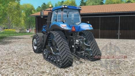 New Holland T8-series для Farming Simulator 2015