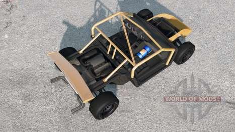 Civetta Bolide Super-Kart v2.1 для BeamNG Drive