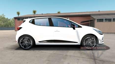 Renault Clio 2017 для American Truck Simulator