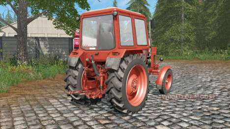 МТЗ-80 Беларус для Farming Simulator 2017