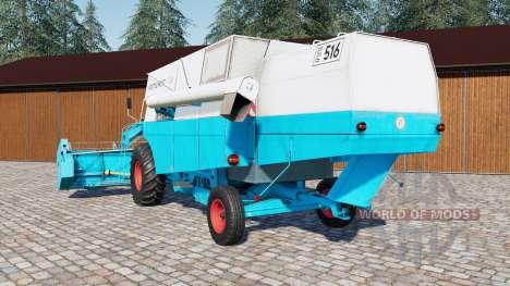 Fortschritt E 516 для Farming Simulator 2017