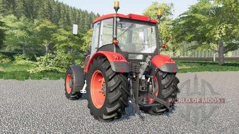 Zetor Proxima 120 Power 2013 для Farming Simulator 2017
