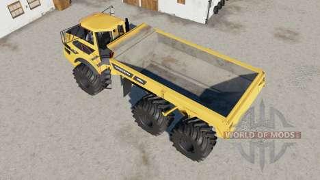 Volvo A40G FS 2014 для Farming Simulator 2017