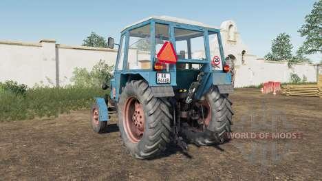 Zetor 6711 для Farming Simulator 2017