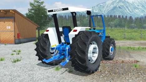 Ford 7610 для Farming Simulator 2013