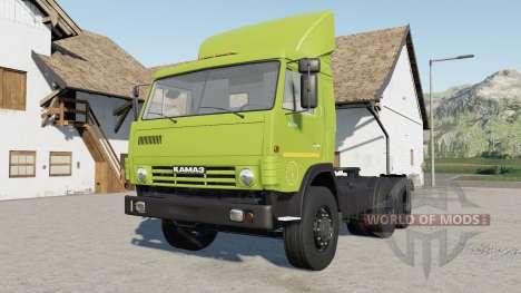 КамАЗ-5410 для Farming Simulator 2017