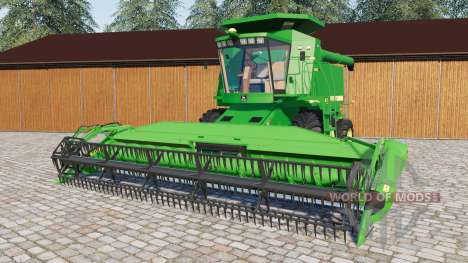 John Deere 9000 для Farming Simulator 2017