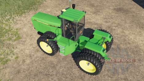 John Deere 8000 для Farming Simulator 2017