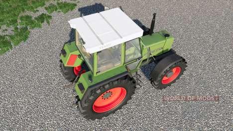 Fendt Farmer 300 LSA Turbomatik для Farming Simulator 2017