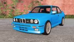 BMW M3 coupe (E30) 1990 для BeamNG Drive