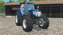 New Holland T7.270 Blue Poweᶉ для Farming Simulator 2015
