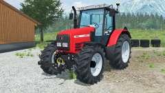 Massey Ferguson 6260 FL consolᶒ для Farming Simulator 2013