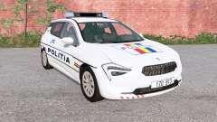 Cherrier FCV Romanian Police для BeamNG Drive