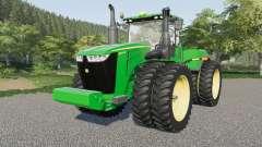 John Deere 9R-serieᵴ для Farming Simulator 2017