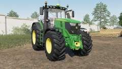 John Deere 6230R&6250R для Farming Simulator 2017