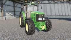 John Deere 60Զ0 для Farming Simulator 2017