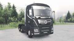 Dongfeng Kingland KX (D760) 2013 v3.0 для Spin Tires