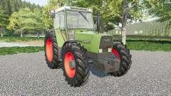 Fendt Farmer 307 & 309 LSA Turbomatik для Farming Simulator 2017