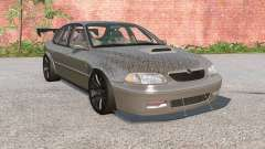 Ibishu Pessima 1996 Race v6.0 для BeamNG Drive