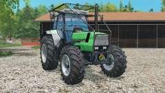 Deutz-Fahr AgroStar 6.61 forestrɣ для Farming Simulator 2015
