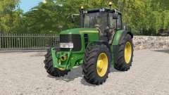 John Deere 6630〡6830〡6930 Premium для Farming Simulator 2017