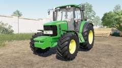John Deere 6230〡6330〡6430 Premium для Farming Simulator 2017