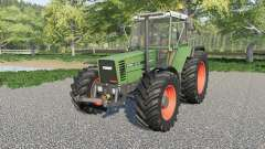 Fendt Favorit 615 LSA Turbomatiƙ E для Farming Simulator 2017