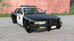 Gavril Grand Marshall Saudi Arabia Police v2.0 для BeamNG Drive