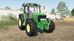 John Deere 6030 Premium для Farming Simulator 2017