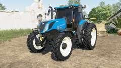 New Holland T6.125〡T6.155〡T6.17ⴝ для Farming Simulator 2017