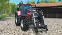 Case IH Puma 160 CVX front loadeɾ для Farming Simulator 2015