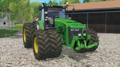 John Deere 8370Ꞧ для Farming Simulator 2015