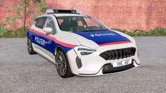 Cherrier FCV Austrian Police для BeamNG Drive