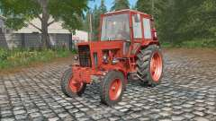 МТЗ 80〡82 Беларус для Farming Simulator 2017