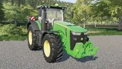 John Deere 8R-serieꞩ для Farming Simulator 2017