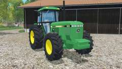 John Deere 48ⴝ0 для Farming Simulator 2015